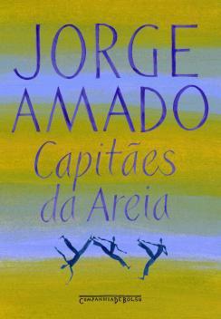 Livro - Capitães da areia -