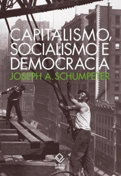 Livro - Capitalismo, socialismo e democracia -