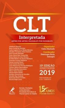 Livro - CLT interpretada -