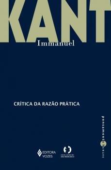 Livro - Crítica da razão prática -