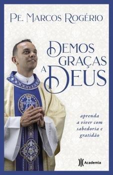 Livro - Demos Graças a Deus -