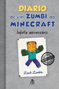 Livro - Diário de um zumbi do Minecraft 9 -
