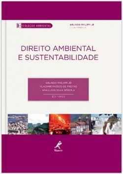 Livro - Direito ambiental e sustentabilidade -