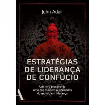 Livro - Estratégias de liderança de Confúcio -