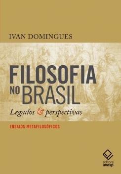 Livro - Filosofia no Brasil -