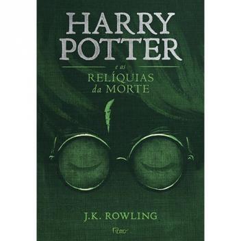Livro - Harry Potter e as relíquias da morte -