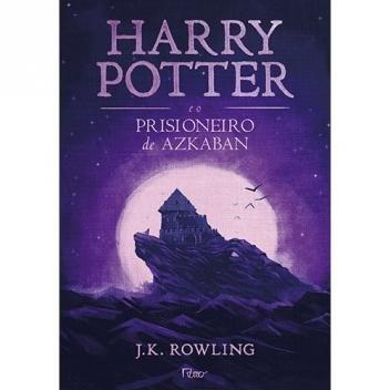 Livro - Harry Potter e o prisioneiro de Azkaban -