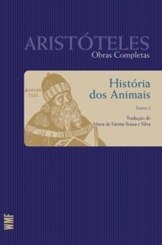 Livro - História dos animais - tomo 2 -