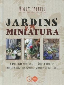Livro - Jardins em miniatura -