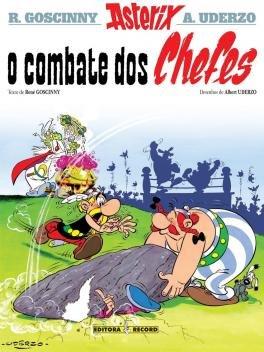 Livro - O combate dos chefes (Nº 7) -
