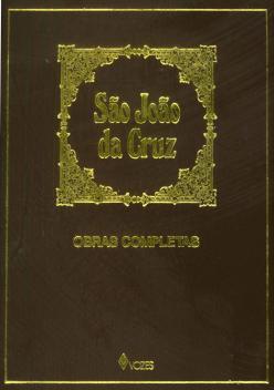 Livro - Obras completas de São João da Cruz -
