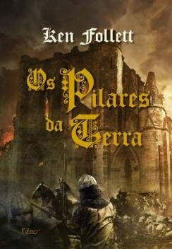 Livro - Os pilares da terra -