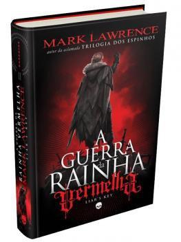 Livro - The Liar's Key - A Guerra da Rainha Vermelha: Vol. 2 -