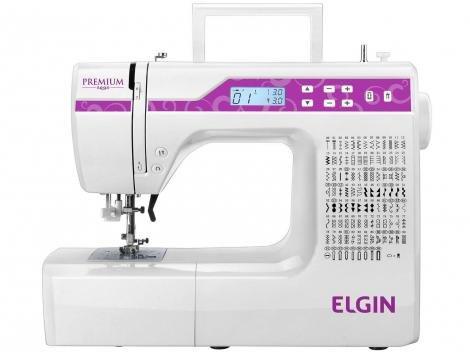 Máquina de Costura Elgin Premium - 100 Pontos