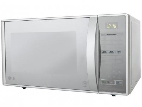 Micro-ondas LG 30L com Grill Easy Clean  - MH7053RA