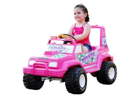 Mini Jeep Elétrico Infantil Nevada 2 Marchas - Peg-Pérego