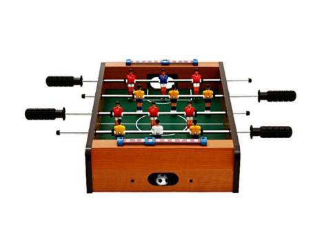 Mini Jogo de Pebolim - Incasa NM00018