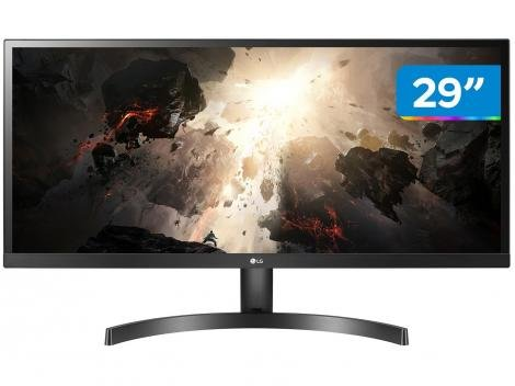 "Monitor para PC Full HD LG IPS 29"" - 29WK500"