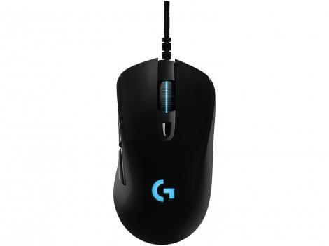 Mouse Gamer Com Fio 12000dpi Logitech - G403