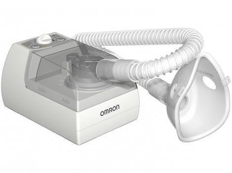 Nebulizador/Inalador Ultrassônico Omron - NE-U701