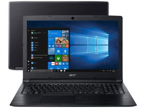 "Notebook Acer Aspire 3 A315-53-55DD Intel Core i5 - 4GB 1TB 15,6"" Windows 10"