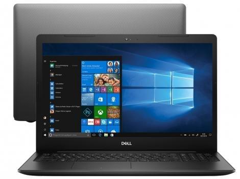 """Notebook Dell Inspiron 210-ATIP Intel Core i5 4GB  - 1TB 15,6"""" Windows 10 Home"""