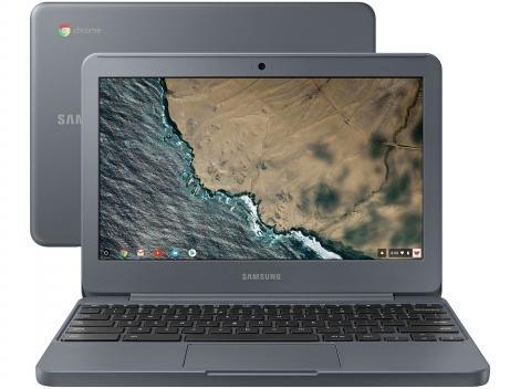 "Notebook Samsung Chromebook XE501C13-AD1BR - Intel N3060 2GB eMMC 16GB 11,6"" Google Chrome OS"