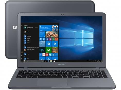 "Notebook Samsung Expert X20 Intel Core i5 4GB - 1TB 15,6"" Full HD Windows 10"