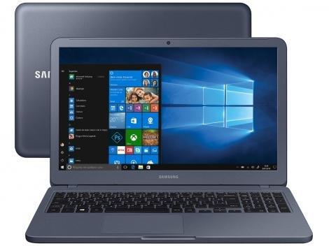 "Notebook Samsung Expert X55 Intel Core i7 16GB - 1TB 128GB SSD 15,6"" NVIDIA MX110 Windows 10 Home"