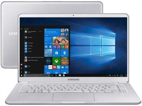 "Notebook Samsung Style S51 Pro Intel Core i7 16GB - SSD 256GB 15"" Full HD Placa de Vídeo 2GB"