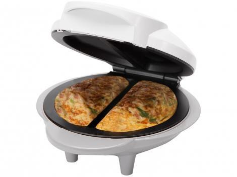 Omeleteira Elétrica Antiaderente - Cadence +Egg