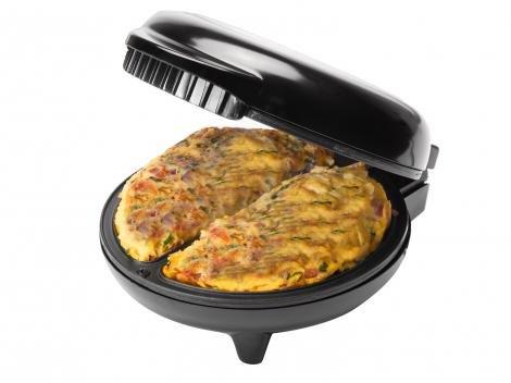Omeleteira Elétrica Lenoxx Antiaderente - Gourmet Inox