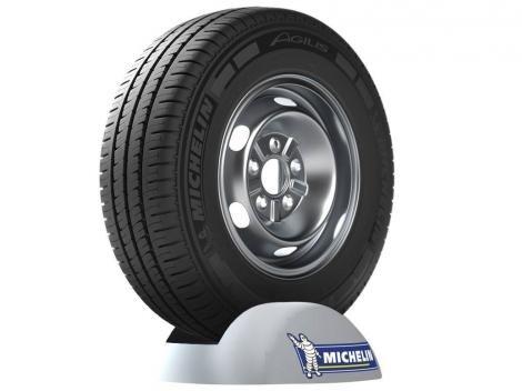 "Pneu Aro 15"" Michelin 205/70R15C  - Agilis R 104R para Van e Utilitários"