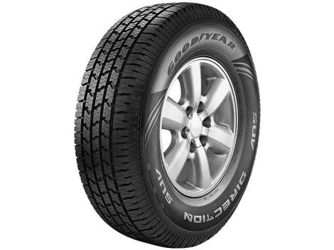"Pneu Aro 16"" Goodyear 235/70R16 110/107S - Direction SUV"