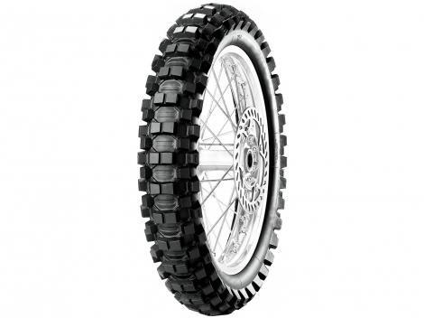 "Pneu de Moto Aro 18"" Pirelli Traseiro 100/100 - Scorpion MX Extra X Cross"
