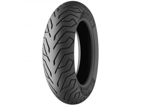 """Pneu Moto Aro 14"""" Traseiro Michelin 100/90 14 57P - City Grip"""