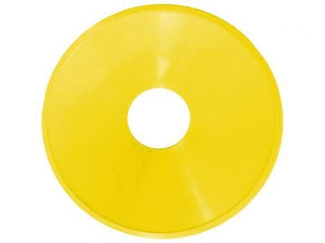 Prato de Sinalização Tartaruga Pangué - 559 Amarelo