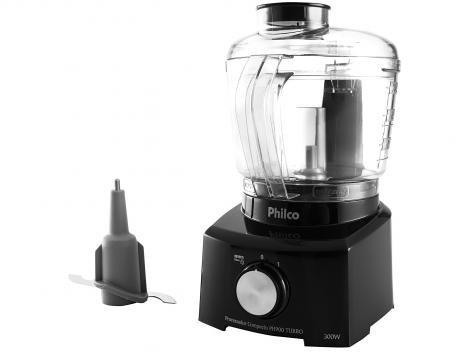 Processador de Alimentos Philco 3 em 1 PH900 - 1 Velocidade + Pulsar 250W