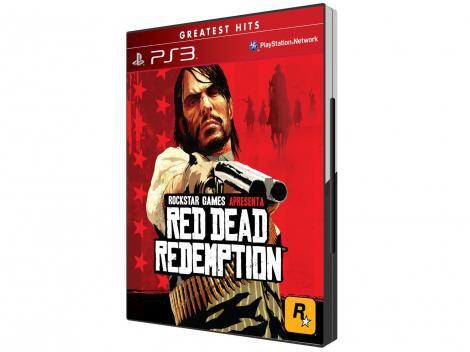 Red Dead Redemption para PS3 - Rockstar