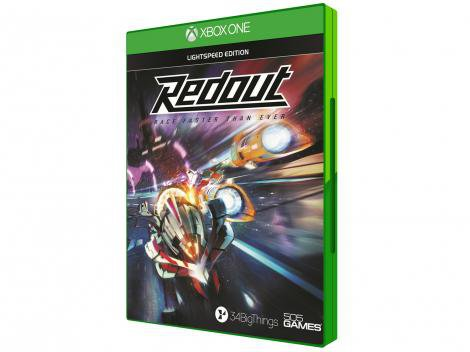 Redout Lightspeed Edition para Xbox One - 505 Games