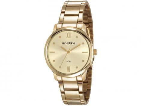Relógio Feminino Mondaine Analógico - 53805LPMGDE1