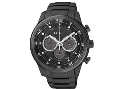 Relógio Masculino Citizen Analógico - Resistente à Água Cronógrafo TZ30268J