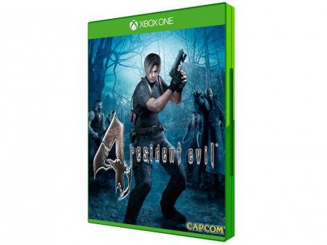 Resident Evil 4 Remastered para Xbox One - Capcom