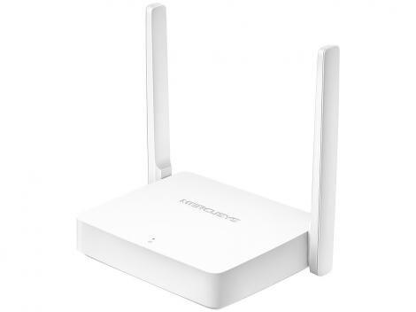 Roteador Wi-Fi Mercusys MW301R - 2 Antenas 2 Portas