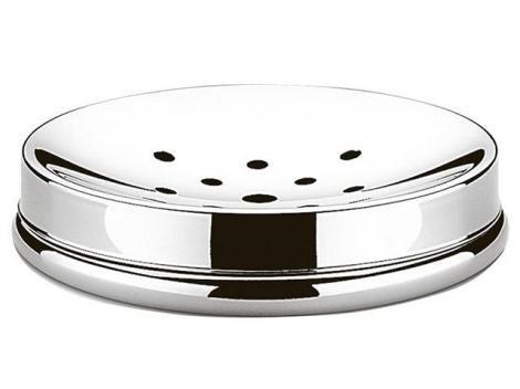 Saboneteira Inox para Banheiro Tramontina - Decorline