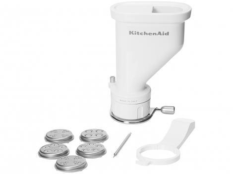 Set Pasta Press Kit 6 Peças - KitchenAid KI301CX