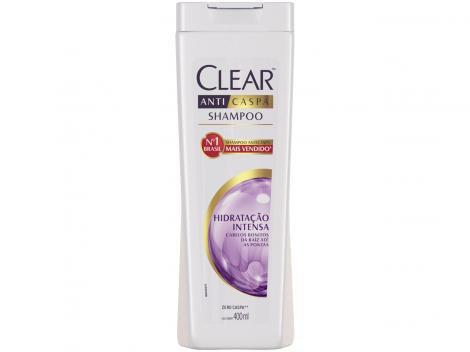 Shampoo Clear Hidratação Intensa - 400ml