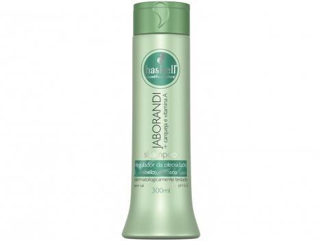 Shampoo Haskell Profissional Jaborandi - Regulador de Oleosidade 300ml