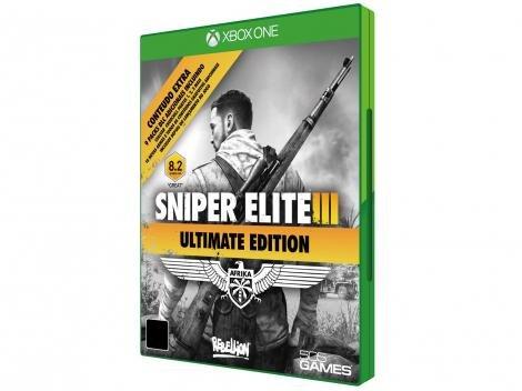 Sniper Elite 3 Ultimate Edition para Xbox One - 505 Games