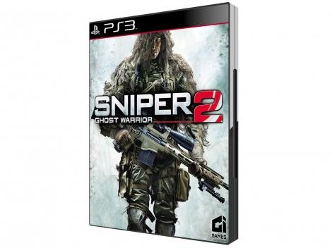 Sniper Ghost Warrior 2 para PS3 - Ci Games